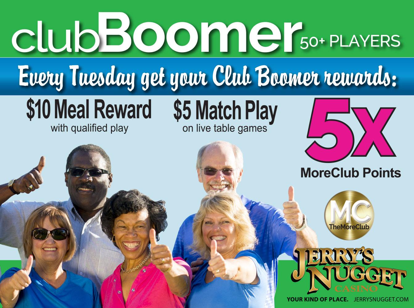 Club Boomer