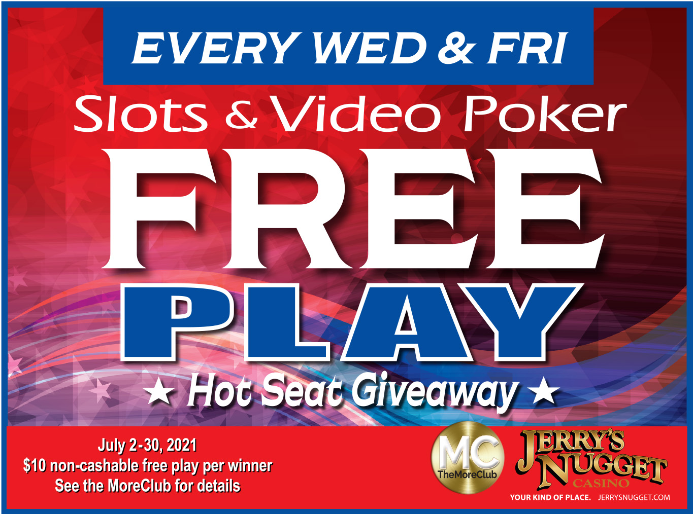 Hot Seat Free Play Giveaway